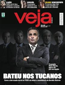 Revista Veja #2579 25/04/18 Bateu Nos Tucanos