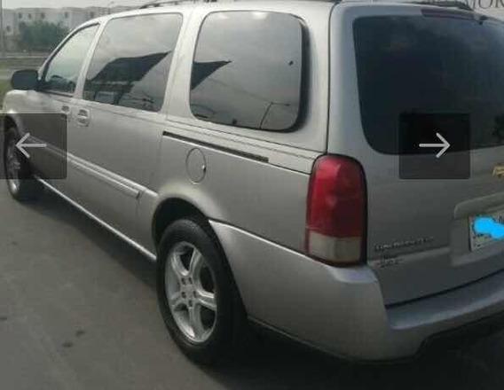 Chevrolet Uplander 2005 B Extendida Aac At