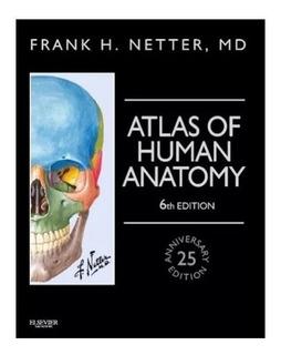 Atlas De Anatomía Humana Netter 6ª Edición
