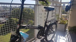 Bicicleta Plegable Jordan Rod. 20 Barata Oferta Liquidacion