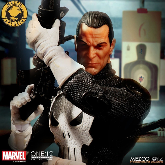Mezco Toyz One:12 Punisher: Special Ops Edition