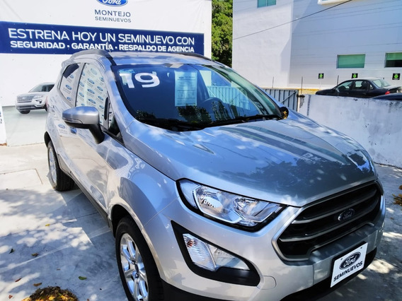 Hermosa Ford Ecosport Trend Mod 2019