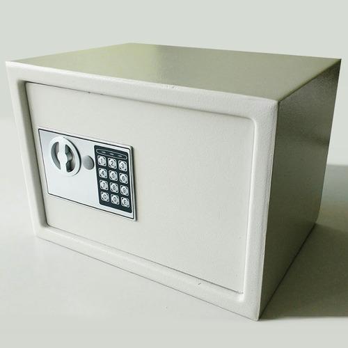 Caja Fuerte De Seguridad Digital 35x25x25cm Tm Mediana