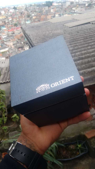 Relógio ( Orient ) Banhado A Ouro !!