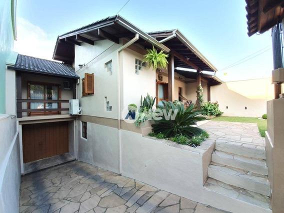 Casa Com 3 Dormitórios À Venda, 202 M² Por R$ 910.000,00 - Rincão - Novo Hamburgo/rs - Ca3288