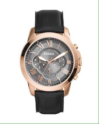 Reloj Fossil Modelo Fs 5085 Semi Nuevo