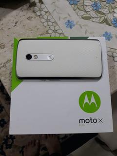 Celular Motorola Moto X Play 1563 Com Caixa E Nota Fiscal