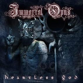 Poster Immortal Opus Heartless God + Musicas Em Download