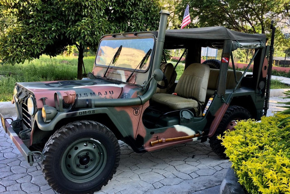 Jeep Willys M151 - Mutt. Ford