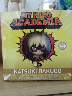 My Hero Academia: Katsuki Bakugo - Figura Funko 5 Star