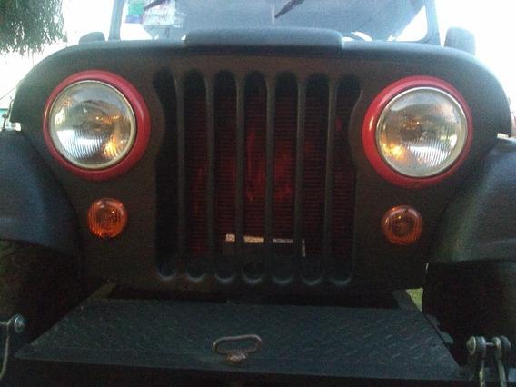 Jeep Ika Chassis Corto