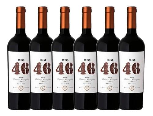 Vino Tonel 46 Malbec Bodega Toneles Caja X 6