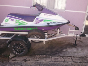 Jet Ski Sea Doo Sp 580cc Com Carreta