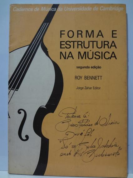 Livro Forma E Estrutura Na Música Roy Bennett