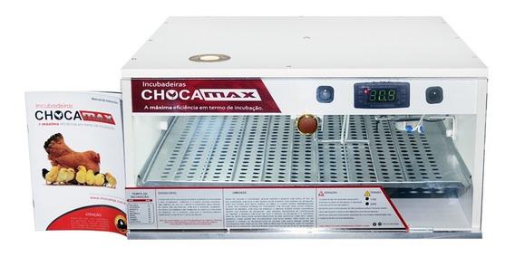 Chocadeira Com Ovoscopio 120 Ovos Galinha Automática Digital