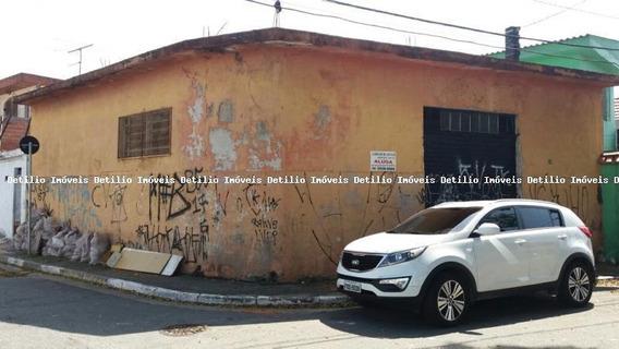 Salão Comercial Para Venda Em São Paulo, Vila Regente Feijó - 00557