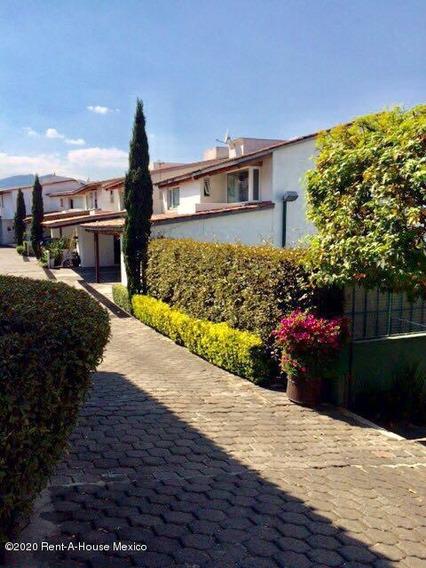 Casa En Renta En Cuajimalpa, Cuajimalpa De Morelos, Rah-mx-20-1691