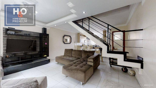Casa Com 3 Dormitórios À Venda, 120 M² - Vila Santa Clara - São Paulo/sp - Ca0361