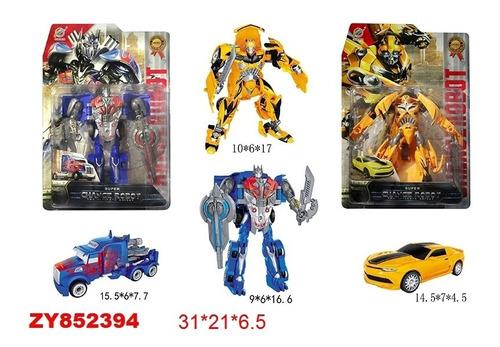 Juguete Transformers En Blister  Toys Palace