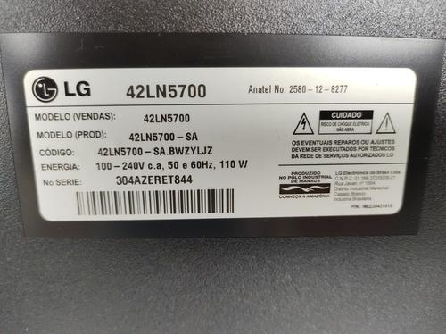 Tv LG Modelo 42ln5700 Pra Retirada De Peças