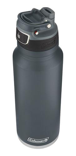 Botella Termica Coleman Freeflow 1.2 Lts Gris Coleman