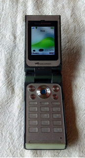 Sony W380i