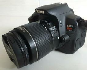 Câmera Canon T4i Semi Nova