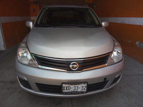 Nissan Tiida 1.8 Emotion Mt 2008