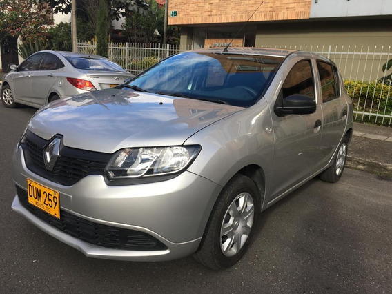 Renault Sandero Life Authentique Mt1600 8v Aa 2ab Abs 2018