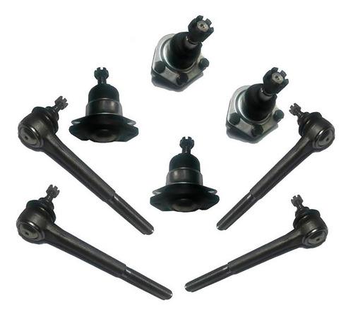 4 Rotulas 4 Terminales 1 Biela 1 Brazo Chevrolet Blazer 4x4