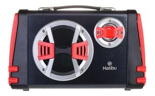 Parlante Portatil Malibu Bluetooth Mundo Moda Bk 5100 Impc