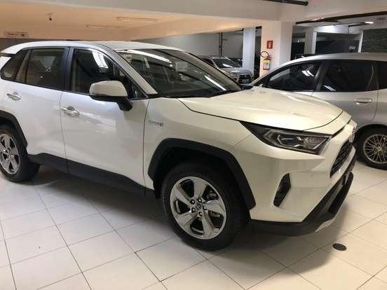Toyota Rav4 2.5 Hybrid 2019