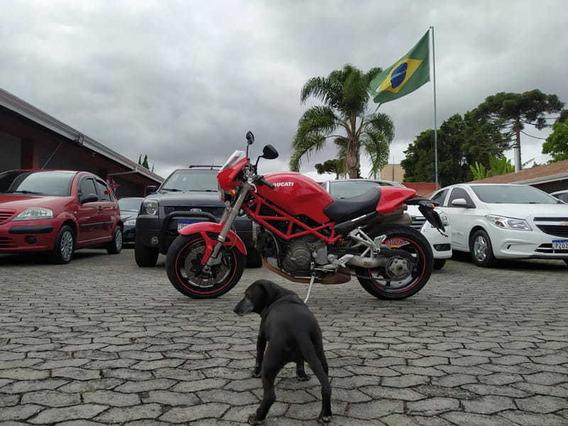 Ducati Monster S2-r 1000