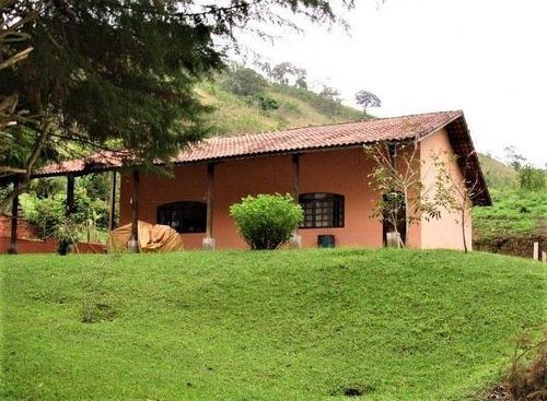 Chácara Com 3 Dormitórios À Venda, 2675 M² Por R$ 450.000,00 - Boa Vista - Igaratá/sp - Ch0011