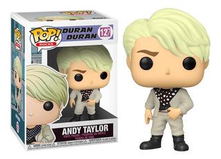 Figura Funko Pop Duran Duran - Andy Taylor 127 Mejor Precio