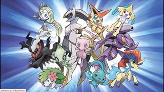 Pokemon Eventos Para Juegos De 3ds