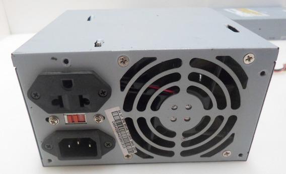 Fonte Atx 24 Pino Sata 140w Switching Power Supply Ct1845s