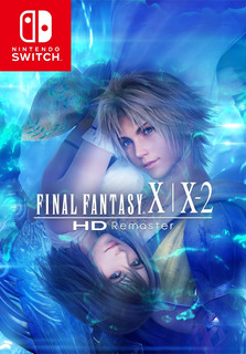 Final Fantasy X/x-2 Hd Remaster Nintendo Switch - Sniper