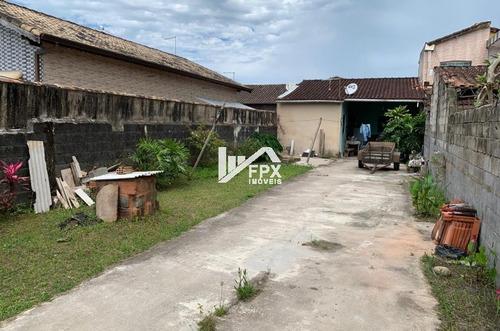 Imagem 1 de 9 de Casa Edícula Em Itanhaém 1400 Metros Do Mar