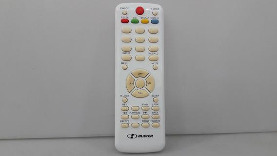 Controle Remoto Tv Buster Lcd Original