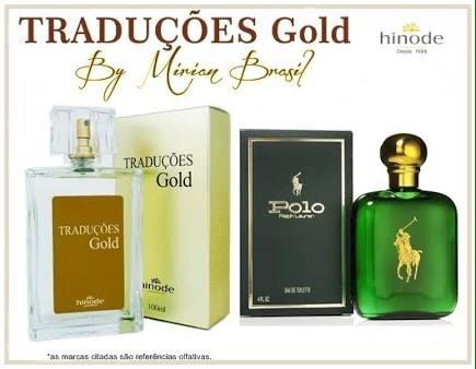 Perfume Importado Polo ( Hinode )