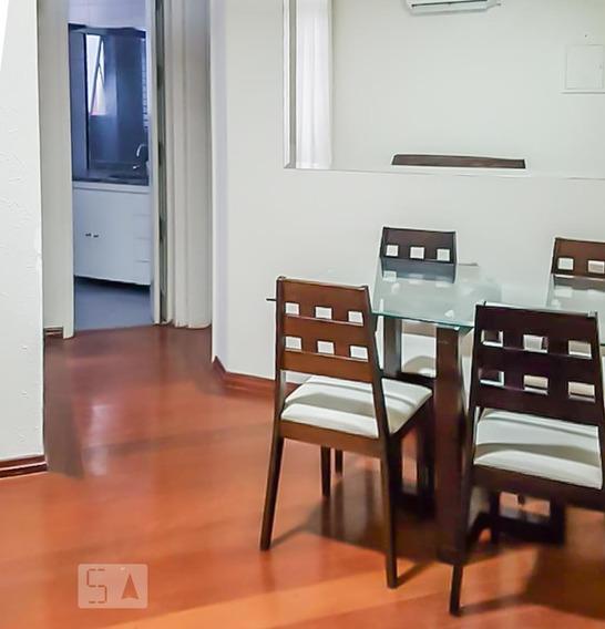 Apartamento Para Aluguel - Moema, 1 Quarto, 37 - 893073639