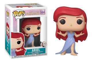 Funko Pop Ariel #564 La Sirenita Disney Jugueterialeon