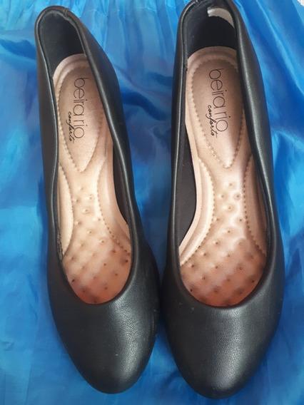 Zapatos Tipo Picadilly Bajos Aeropuerto Azafata