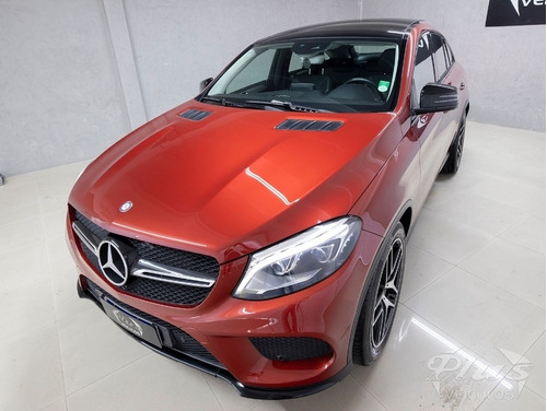 Mercedes Gle 400 Coupe Night