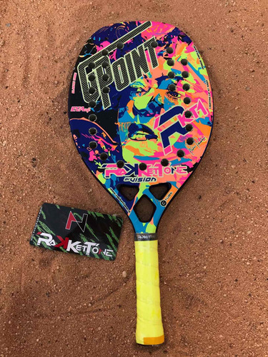 Raqueta De Beach Tennis Rakkettone G Point 2020