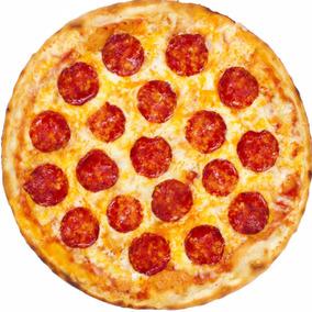 Cobija Diseño Pizza Redonda 110x110