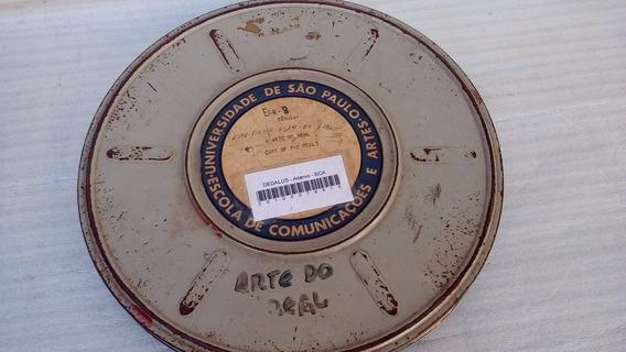 Carretel P/ Filme De 16 Mm De 9 Pol. (preço Unitário)