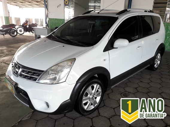 Nissan Livina X-gear Sl/x-gear 1.8 16v
