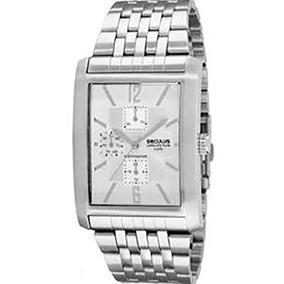 Relógio Seculus Long Life Plus 60611g0spna1.